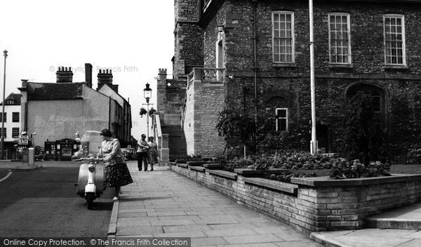 Photo of Abingdon, c.1960