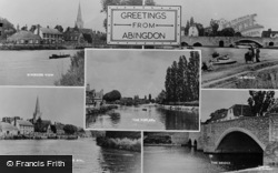 Abingdon, Composite c.1950