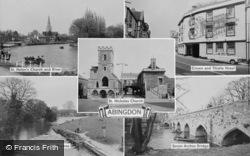 Abingdon, Composite c.1960