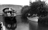 Abingdon, Culham Bridge c.1950