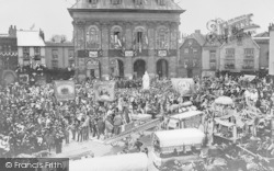 Abingdon, Diamond Jubilee Celebrations 1897