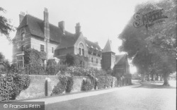 Abingdon, Grammar School 1925