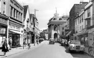 Abingdon, High Street c.1965