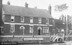 Abingdon, Old Anchor Inn 1924