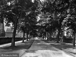 Abingdon, Park Road 1925