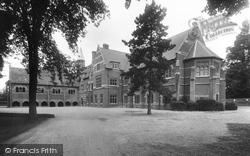 Abingdon, Roysse's School 1925