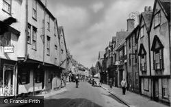 Abingdon, Stert Street c.1955