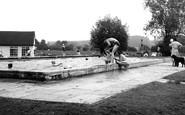 Abingdon, Swimming Pool c.1965