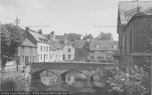 Photo of Abingdon, Thames Street c.1955
