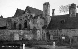 Abingdon, The Abbey c.1950