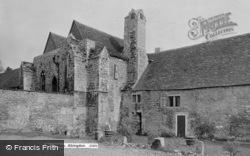 Abingdon, The Abbey c.1960