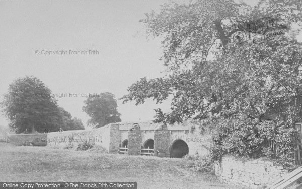 Photo of Abingdon, The Bridge c.1900