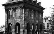 Abingdon, The County Hall c.1955