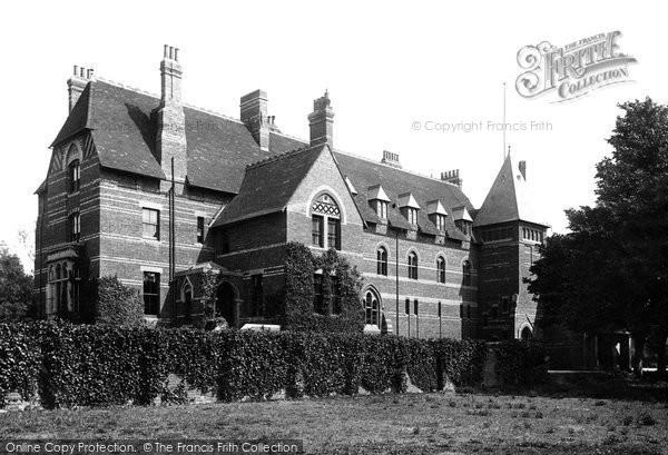 Abingdon, the Grammar School 1893