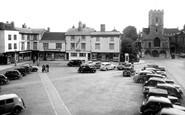 Abingdon, The Market Place c.1955