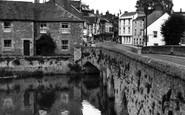 Abingdon, The Old Bridge c.1955