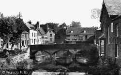 Abingdon, The Old Mill c.1955