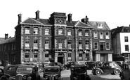 Abingdon, The Queen's Hotel c.1955