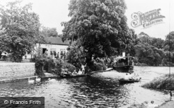 Abingdon, The River c.1950