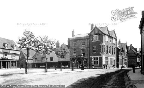 Photo of Abingdon, The Square 1893