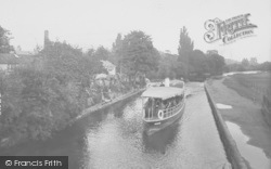 Abingdon, The Thames 1925