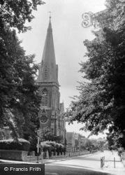 Abingdon, Trinity Church c.1955