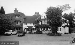 Abinger Common, Abinger Hatch Hotel c.1965