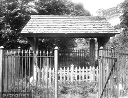 Abinger Common, Abinger Hatch Stocks 1902