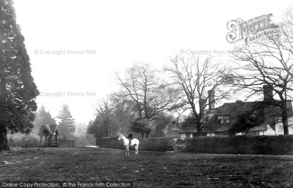 Photo of Abinger Common, And St James Well 1906