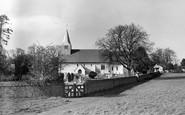 Abinger Common, St James Church c.1955