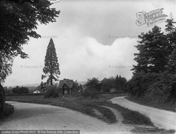 Photo of Abinger Common, St James' Well 1924