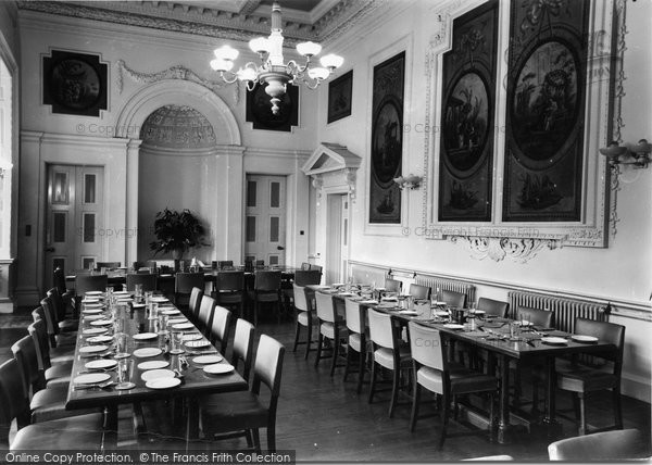 Photo of Abinger Common, The Dining Room, Wotton House c.1960