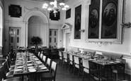 Abinger Common, The Dining Room, Wotton House c.1960