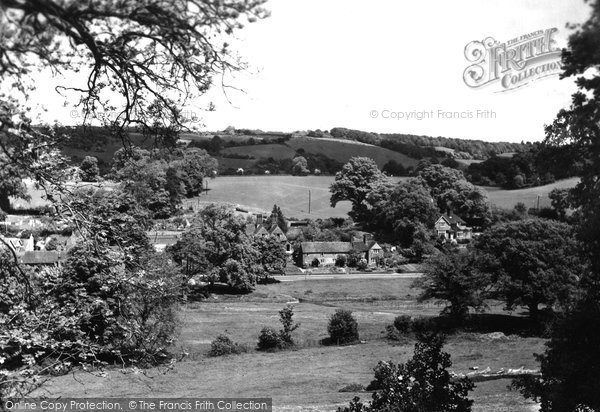 Photo of Abinger Hammer, From The Hangers 1936