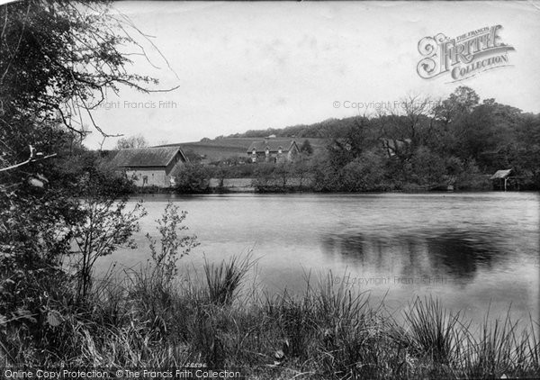 Photo of Abinger Hammer, Paddington Pond 1906