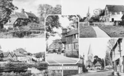 Abinger Hammer, Surrey Villages c.1955