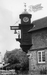 Abinger Hammer, The Clock c.1960