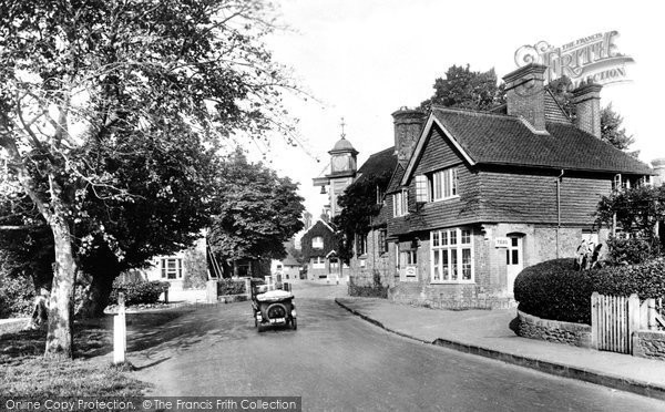 Photo of Abinger Hammer, The Village 1928