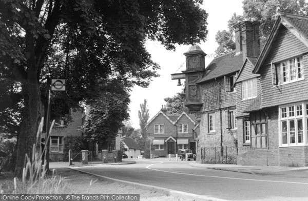 Abinger Hammer, The Village c.1955