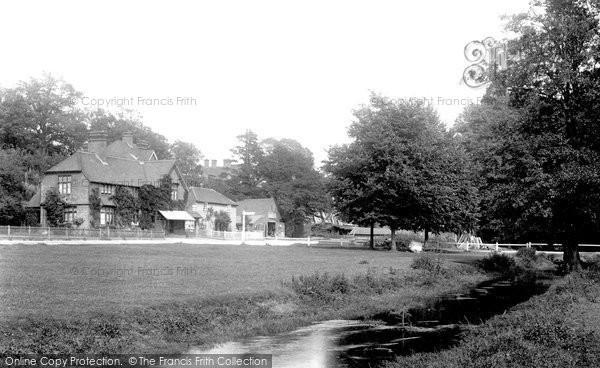 Photo of Abinger Hammer, Village Green 1902