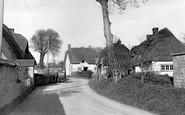 Ablington, the Village c1950