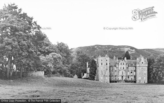 Photo of Aboyne, Castle 1930