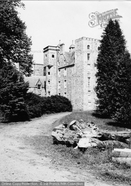 Photo of Aboyne, Castle 1949