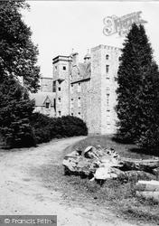 Aboyne, Castle 1949