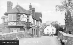 The Bridge c.1955, Abridge