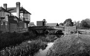 Abridge, the Bridge c1960