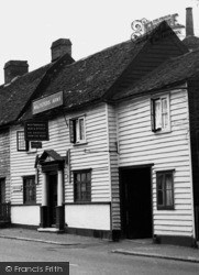 The Maltsters' Arms c.1955, Abridge