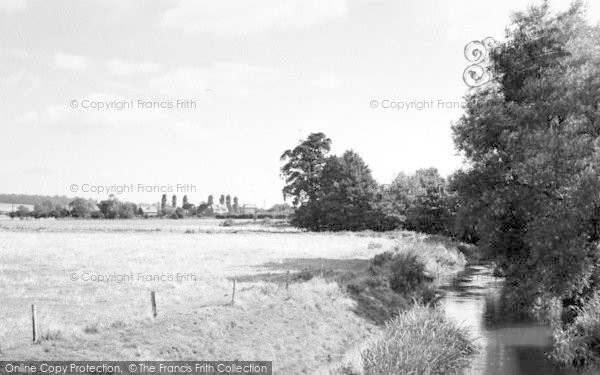Photo of Abridge, The River c.1960