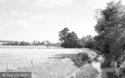 The River c.1960, Abridge