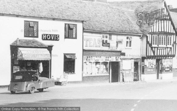 Photo of Abridge, The Village c.1960